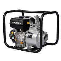 Мотопомпа для полугрязной воды HYUNDAI HY 100