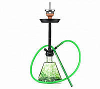 Кальян AMY 039 зеленый 70 см