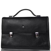 Портфель кожаный мужской EXCELENTE (ЕКСЕЛЕНТ) WE6683-black