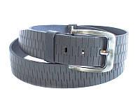 Мужской кожаный ремень EURO BELT (ЕВРО БЕЛТ) D355590