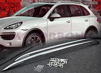 Рейлинги Porsche Cayenne 2011+