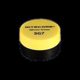Силиконовая смазка Nitecore SG7 для фонарей и лазеров 5г