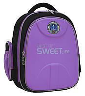 "Рюкзак каркасный ортопедический EVA фасад ранец ""Sweet Life"" Cool For School CF85694"