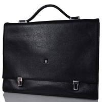 Портфель кожаный мужской EXCELENTE (ЕКСЕЛЕНТ) W6686-black