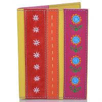 Женская кожаная обложка для паспорта от Елены Юдкевич UNIQUE U (ЮНИК Ю) U2508616