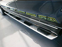 Подножки Audi Q5