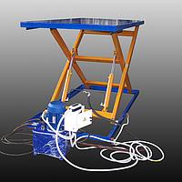 Электрогидравлический подъемник
