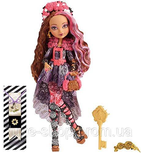 Кукла Ever After High Cedar Wood Spring UnSprung Седар Вуд Неудержимая Весна