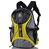Рюкзак городской Onepolar Мужской рюкзак ONEPOLAR (ВАНПОЛАР) W1056-yellow