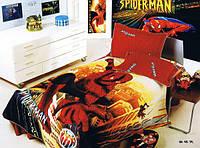 Постельное белье сатин 3D Спайдермен