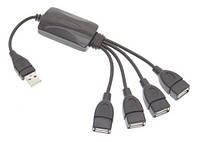 USB хаб  4 порта 4-х портовой hub осьминог