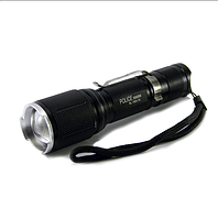 Тактический фонарь POLICE BL-1860-T6 50000W