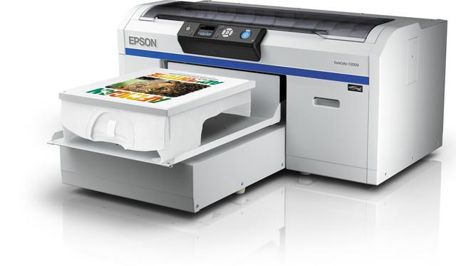 Принтеры для прямой печати по текстелю