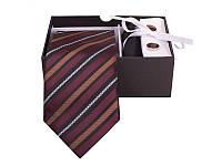 Комплект подарочный шелковый для мужчин ETERNO (ЭТЕРНО) EG510