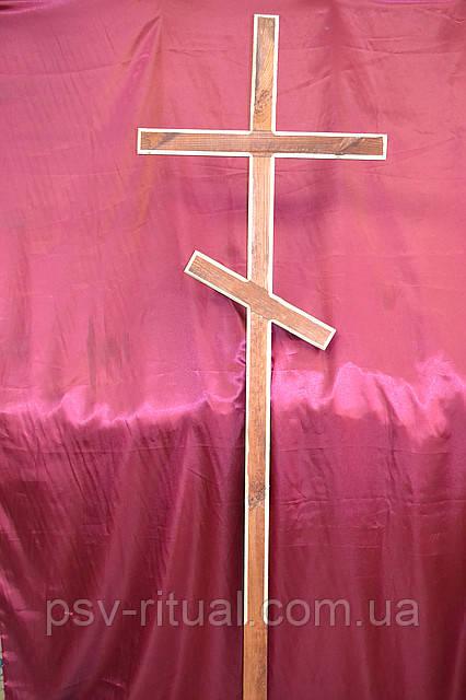 Хрест дерев'яний Опал