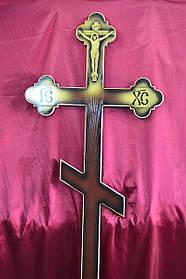 Крест деревянный (№4)