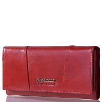 Женский кожаный кошелек NIVACOTT (НИВАКОТТ) MISS17495-red
