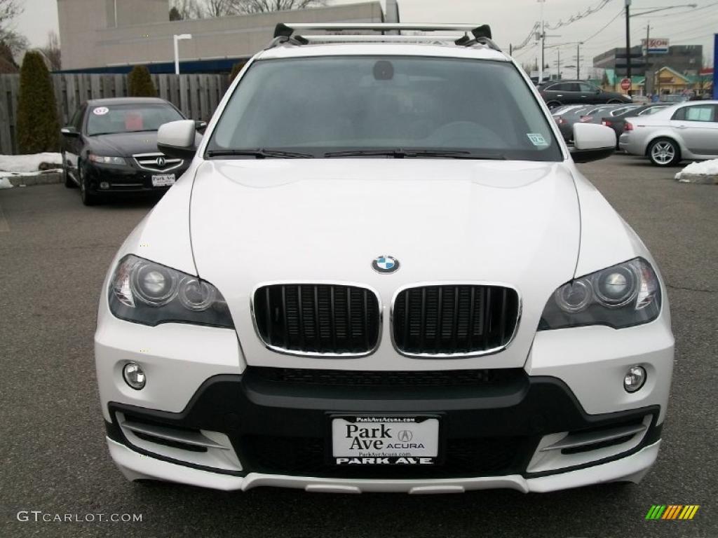 Накладки переднего и заднего бампера Skid Plate BMW X5 2010-2012