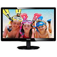 """Монитор TFT PHILIPS 21.5"""" 226V4LAB/01 16:9 w-LED DVI MM Black"""