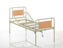 Медицинская кровать двухсекционная OSD-93V