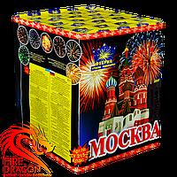 Фейерверк Москва 25 выстрелов
