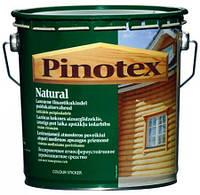 PINOTEX NATURAL  Лессирующее износостойкое деревозащитное 10л