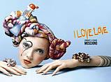 Moschino Cheap & Chic I Love Love туалетная вода 100 ml. (Москино Чип энд Шик Ай Лав Лав), фото 5