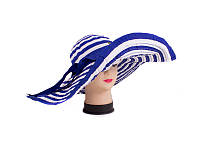 Шляпа женская ETERNO (ЭТЕРНО) EH-57-1-blue