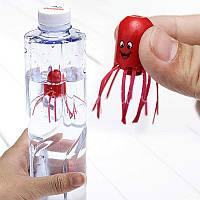 Живий восьминіжка (восьминіг у пляшці іграшка) Magic Jellyfish / Живой осьминожек, осьминог в бутылке, игрушка