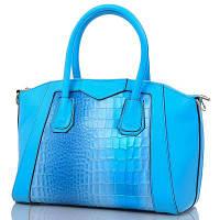 Женская кожаная сумка ETERNO (ЭТЕРНО) ET7316-blue