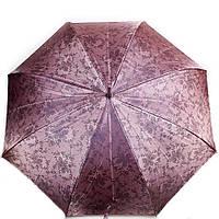 Зонт-трость женский полуавтомат ZEST (ЗЕСТ) Z21623-5