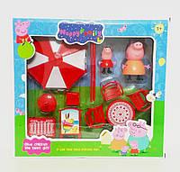 Игровой набор семейное кафе Свинки Пеппы Пиг TM8866