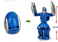 Супергерой Трансформер Ultraman / Супер Герой Трансформер Ультрамен (синий), фото 1