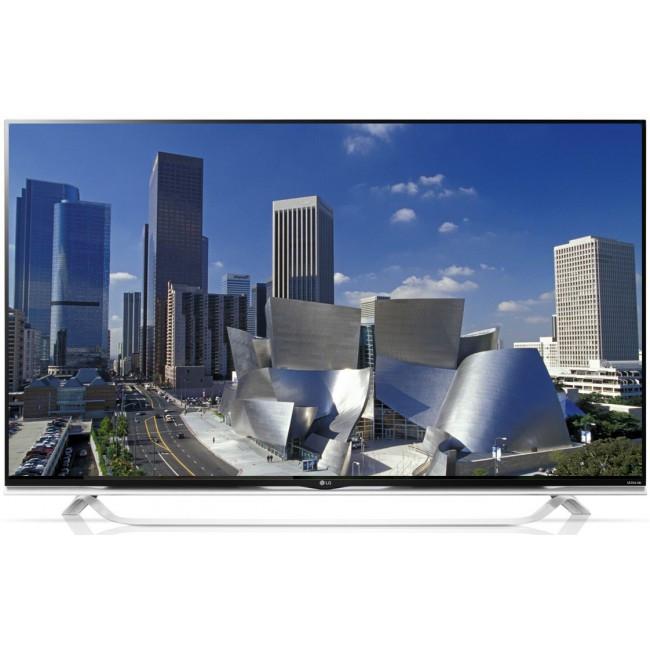 Телевизор LG 65UF852V (2000Гц, Ultra HD 4K, Smart, 3D, Wi-Fi, пульт ДУ Magic Remote)