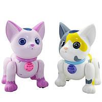 Сенсорне інтерактивне кошеня Шустрик, іграшка / Сенсорный Интерактивный котенок Шустрик, игрушка с пультом