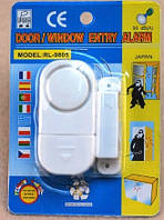 Міні-сигналізація на двері або вікна RL-9805 / Сигнализация с герконовым датчиком на дверь или окно