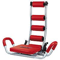Тренажер для усіх м'язів преcу AbRocket Twister / Тренажер для мышц преcса 3 уровня сложности AбРокет Твист, фото 1