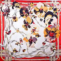 Платок женский шелковый 85*86 см ETERNO (ЭТЕРНО) ES0209-9