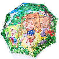 Зонт-трость облегченный детский полуавтомат ZEST (ЗЕСТ) Z21665-4