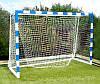 Ворота для мини-футбола или гандбола разборные 3000х2000 с полосами