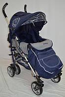 """Коляска детская """"SunnyLove"""" OPT-S--SH629APB что предает коляске больше комфорта и мягкости в движении)"""