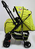 Коляска детская OPT-SH- S-K-118F