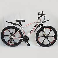Велосипед двухколесный спортивный OPT-26-S-MAXIMA-TOMMY 26''