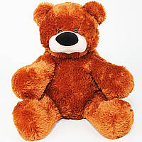 Коричневый плюшевый медведь 180 см