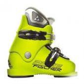 Ботинки горнолыжные детские Fischer Soma Race Jr 40