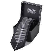 Мужской шелковый галстук ETERNO (ЭТЕРНО) EG551-1