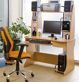 Стол компьютерный СК 101  /  Стіл комп'ютерний CК 101