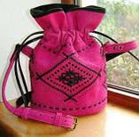 Сумка шкіряна жіноча торба, фото 3