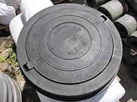 Люки полимер-песчаные ( полимерные, пластиковые ) тяжелые канализационные