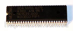 Процессор SDA5555-A079 (SDIP-52)